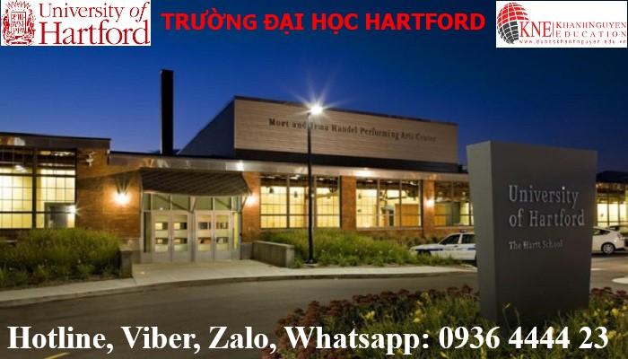 GIỚI THIỆU TRƯỜNG ĐẠI HỌC UNIVERSITY OF HARTFORD
