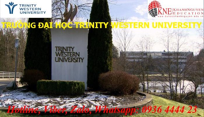 TRƯỜNG ĐẠI HỌC TRINITY WESTERN UNIVERSITY CANADA