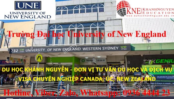 Trường Đại học University of New England