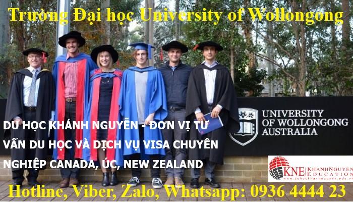 Trường Đại học University of Wollongong