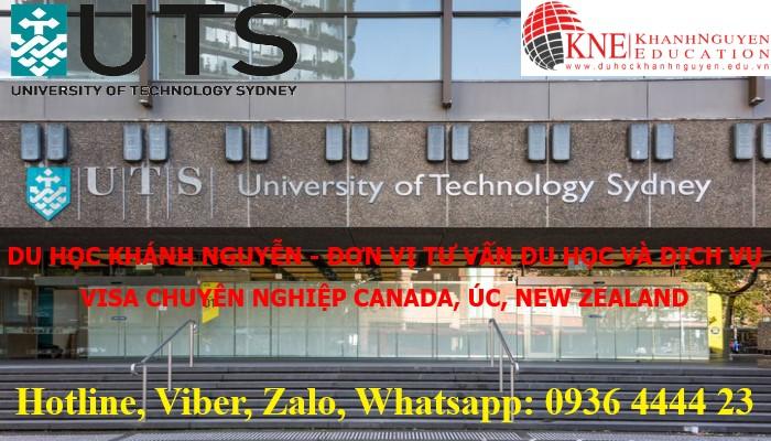 Trường Đại học công nghệ Sydney